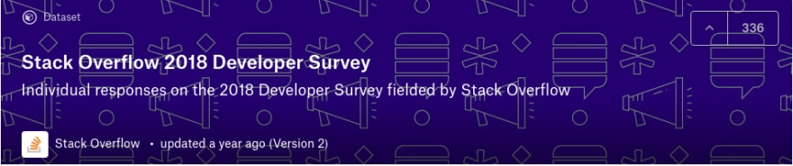 StackOverflow Developer Survey