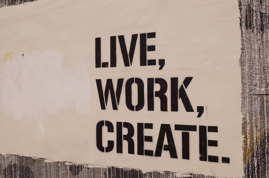 Live.Work.Create.