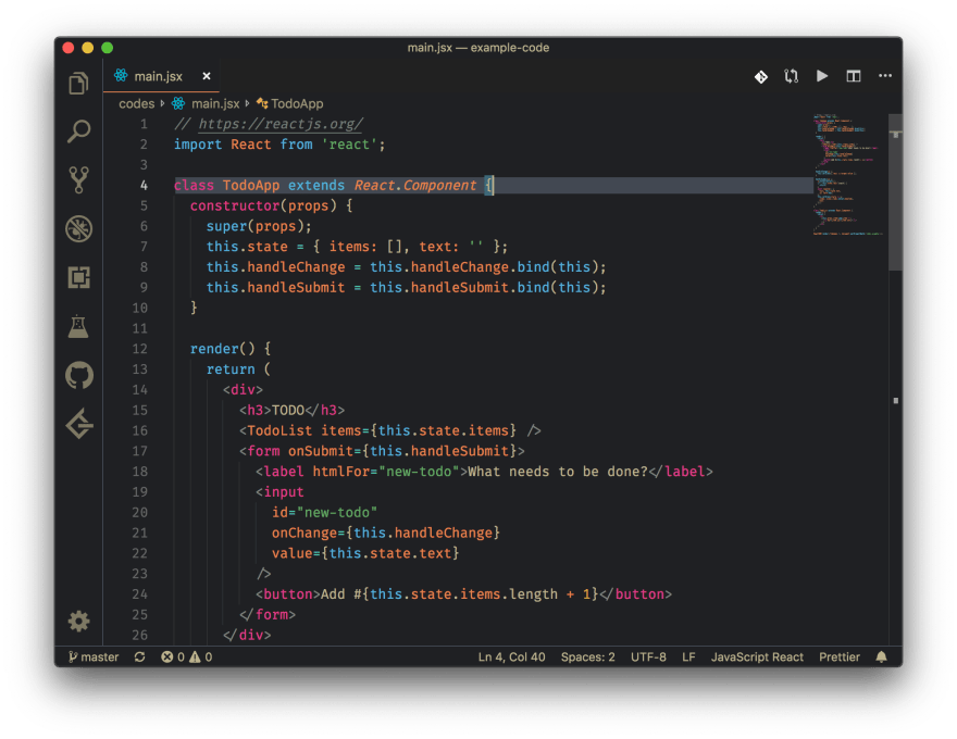 Bear VS Code theme