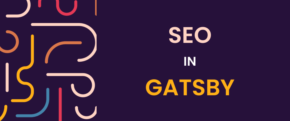 Cover image for Adding SEO in Gatsby Site