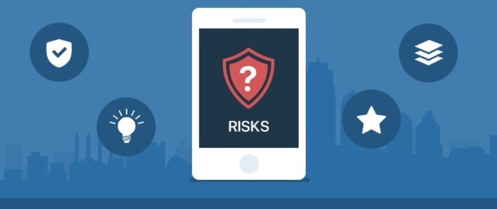 Cover image for What Are The Risks Involved With Mobile Application Development?