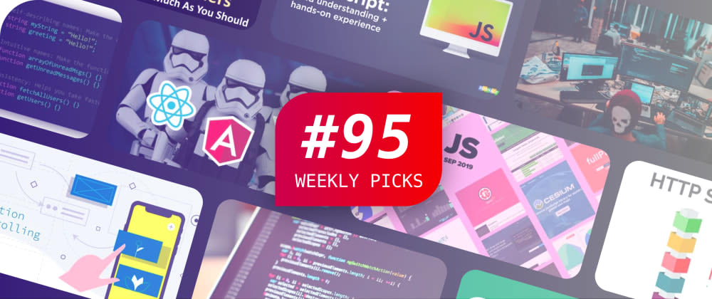 Cover image for Weekly Picks #95—Development Posts