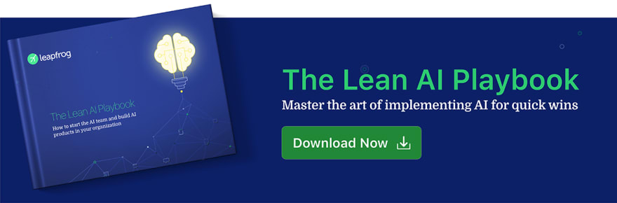 Lean AI Playbook