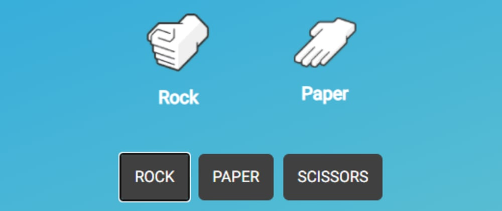 Cover image for Rock-Paper-Scissors Game