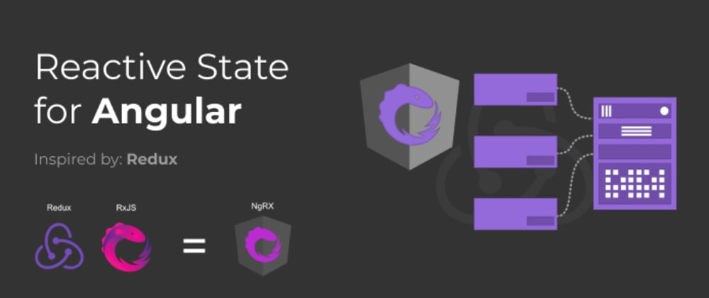 Cover image for Basic State Management in Angular using Ngrx, inspired by Redux