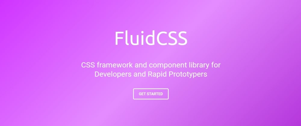 Cover image for FluidCSS v0.5 released!