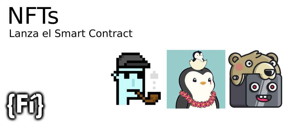 Cover image for Smart Contract de una colección de NFTs