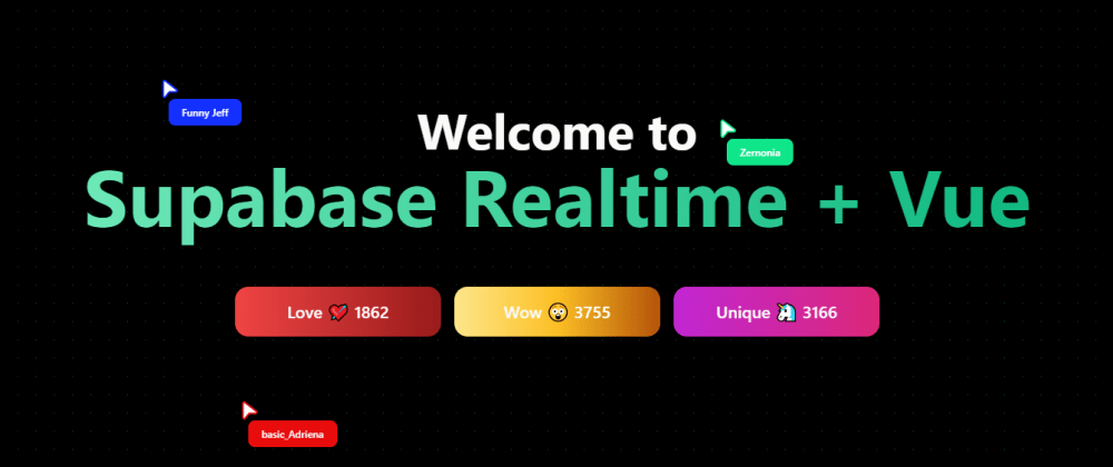 Cover image for NextConf Clone (Supabase Realtime) - Introduction