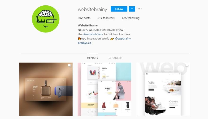Website-Brainy