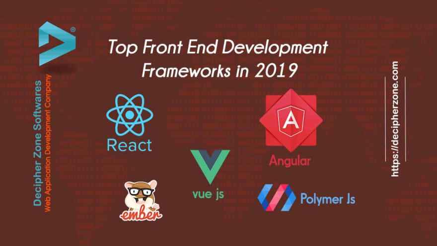 front development frameworks