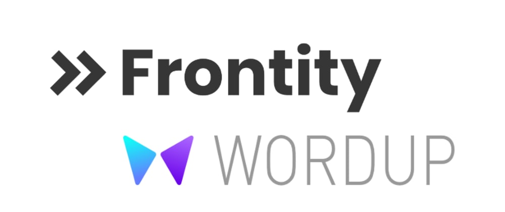 Cover image for Local development with Frontity and wordup
