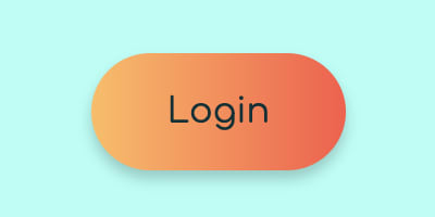 Login button with red, yellow, and orange gradient