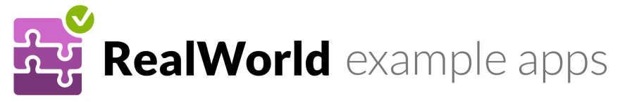 RealWorld Example Applications