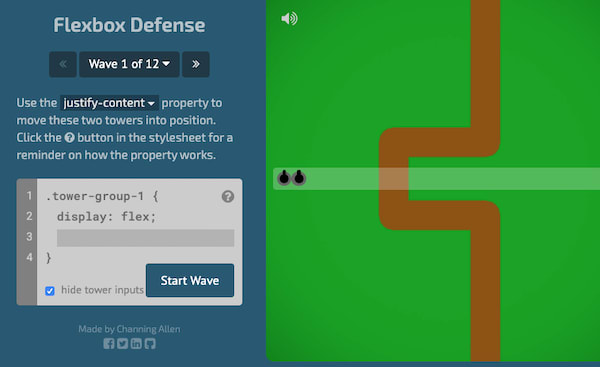 flexboxdefense