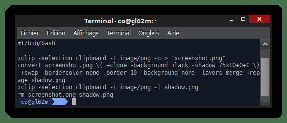 source code of the program
