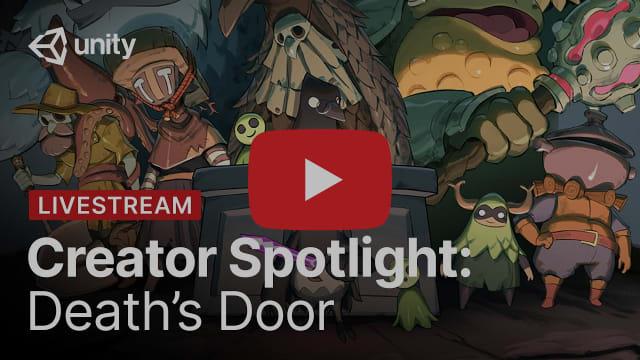 Creator Spotlight: Death's Door by Acid Nerve | Devolver Digital
