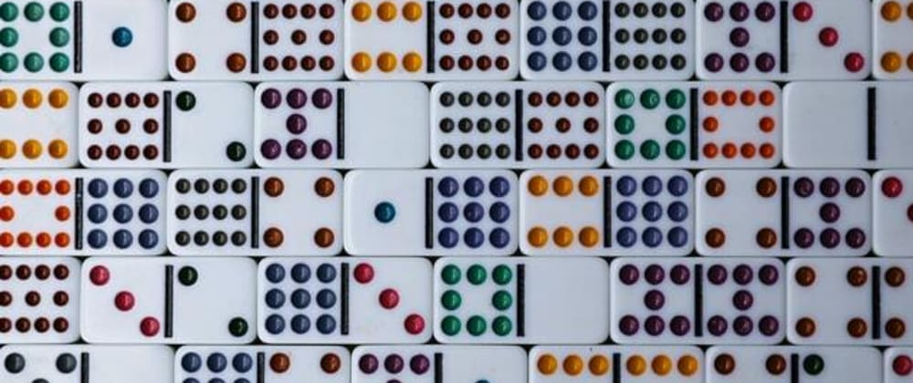 Cover image for Solving the Dominoes Exercism Problems with Active Patterns in F#
