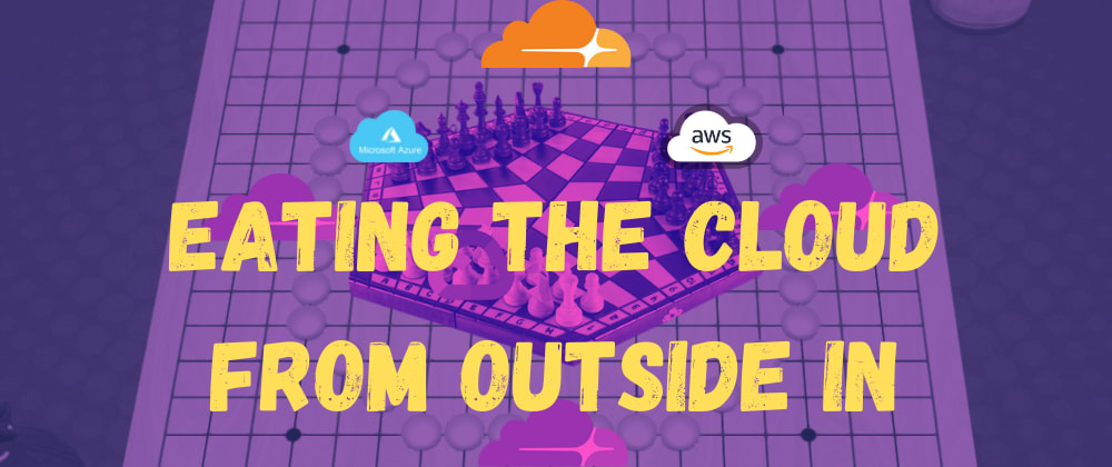 Eating the Cloud from Outside In ∊ swyx.io