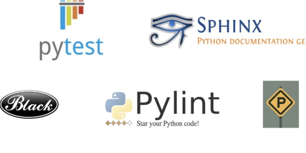 Understanding best-practice Python tooling by comparing popular project templates