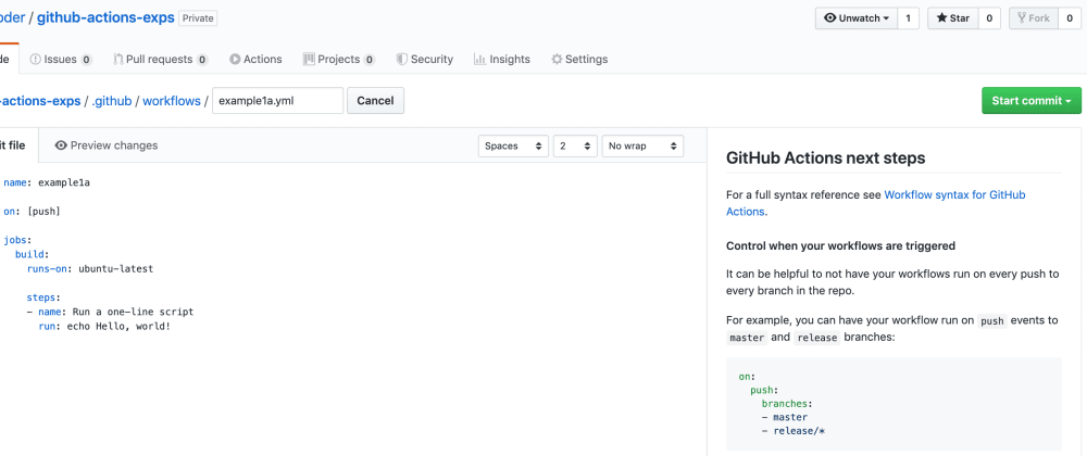 Cover image for GitHub Actions: powering up your existing repos with build capabilities