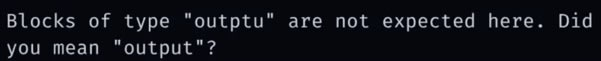 Git Style Suggestion