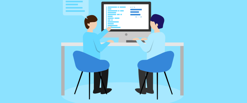 Cover image for What's your experience with pair programming?