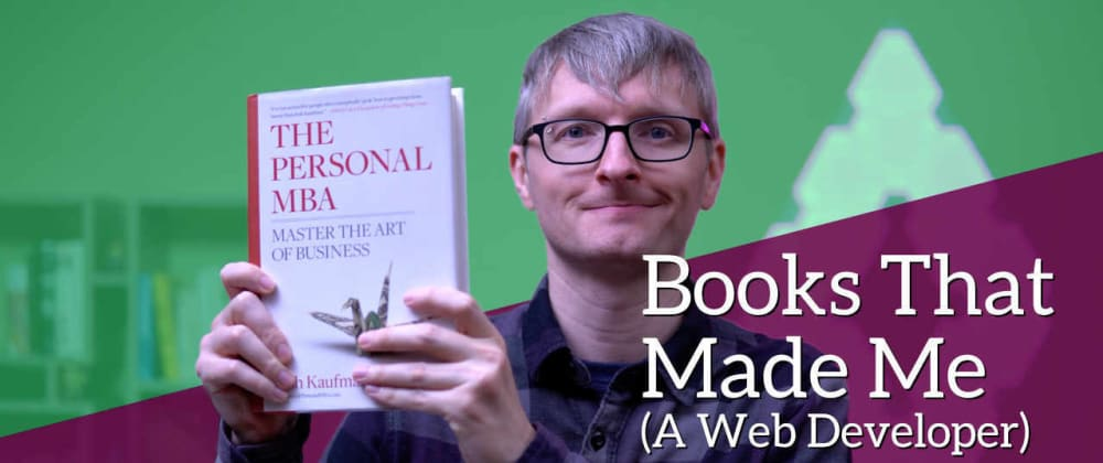 Cover image for Books That Made Me: The Personal MBA