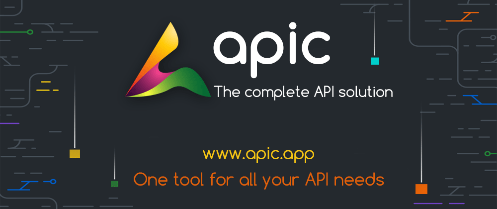 Cover image for One opensource tool for all your API needs: APIC