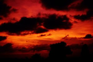 hell red sky