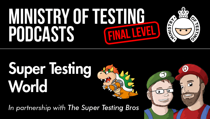 Ministry of Testing's Official Podcast