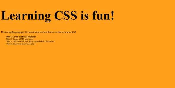 styled html