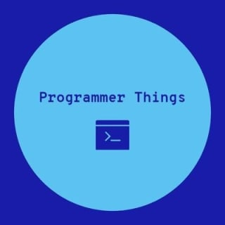 Programmer Things profile picture