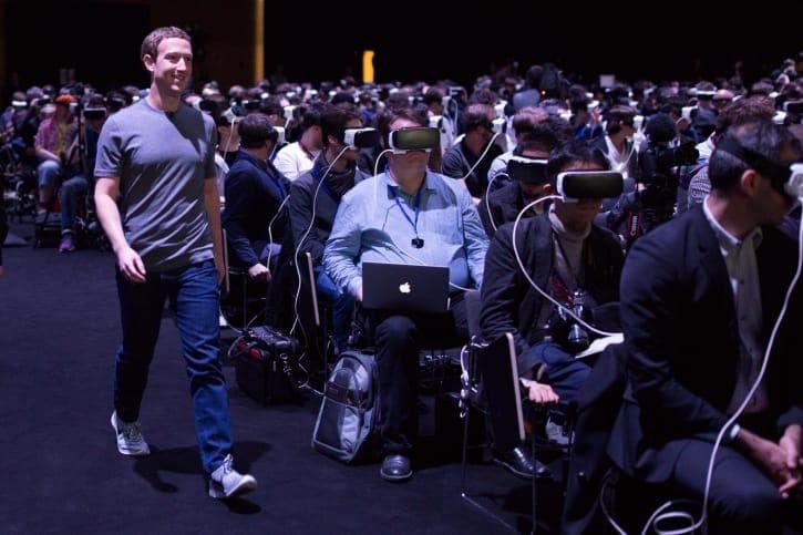 Zuckerberg being Zuckerberg
