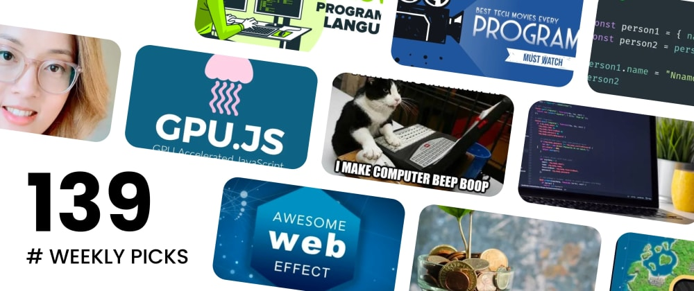 Cover image for 🏆 Best of Web Development - Weekly Picks #139