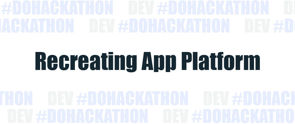 Cover image for DO Hackathon Submission