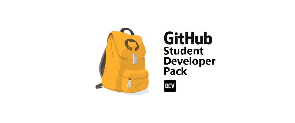 Cover image for GitHub Student Developer Pack [FREE]