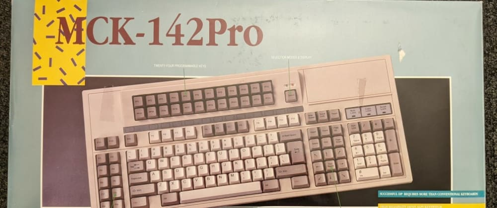 Cover image for Extending an Old-school Programmable Keyboard with AutoHotKey
