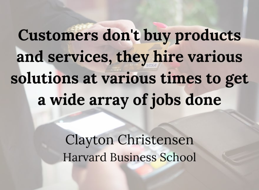 A quote by Clayton Christensen