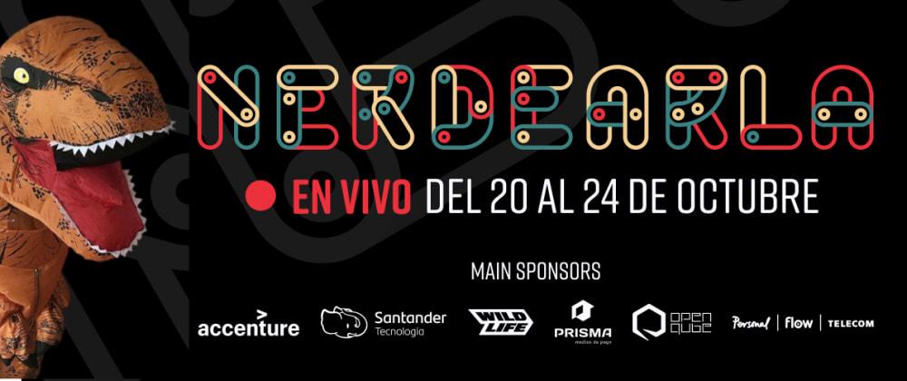 Cover image for Evento Nerdearla y Charlas (último día)