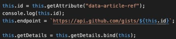 image of GitHub Gists