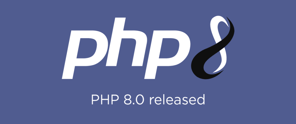 Cover image for PHP 8 & PHP 7