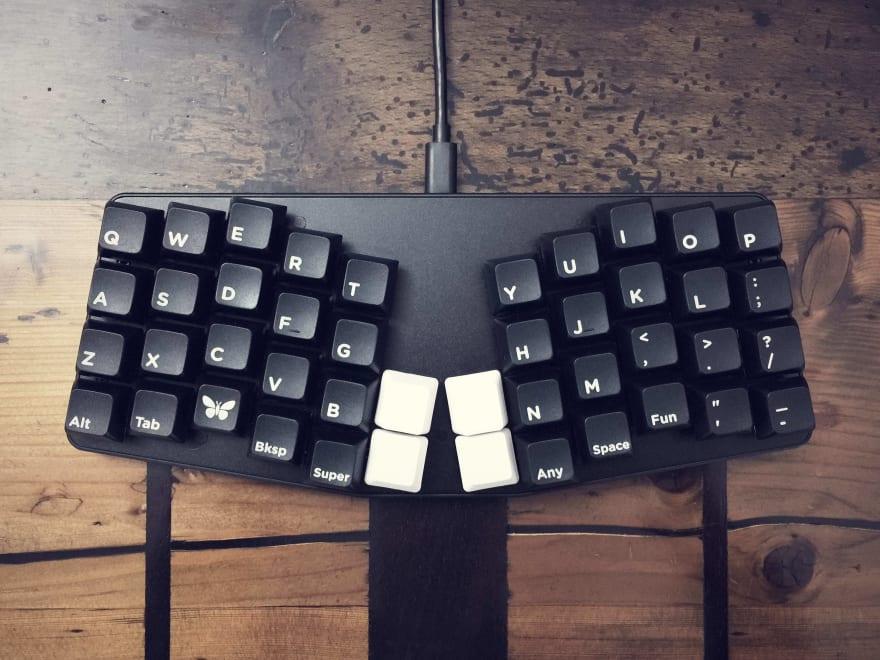 Keyboardio Atreus