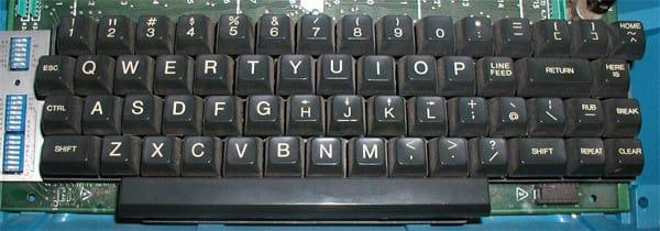 Vim Keyboard