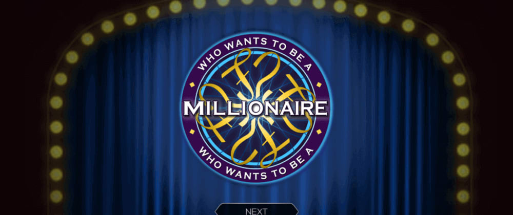Cover image for Who wants to be a millionarie? The python game