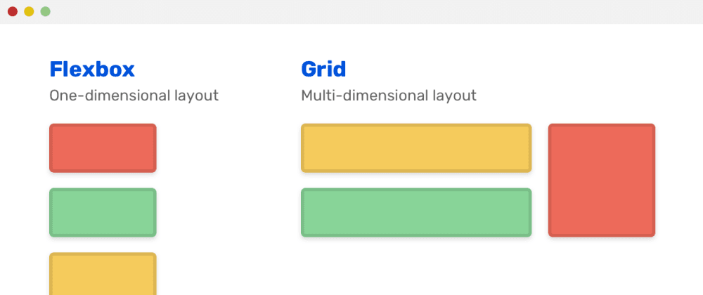 Cover image for Flexbox vs CSS Grid: Which one do you prefer?