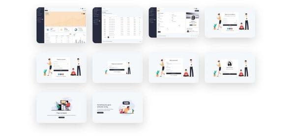 Bootstrap 5 Template - Volt Dashboard.