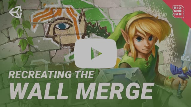 A Link Between Worlds Wall Merge