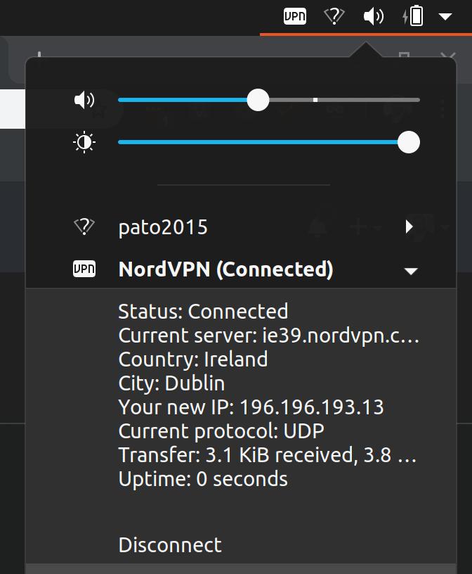 vpn details