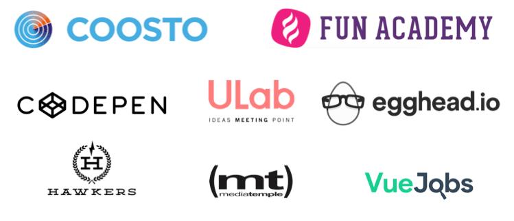 Sponsors and collaborators