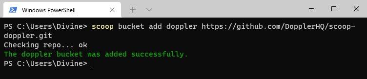 doppler_cli install.jpg